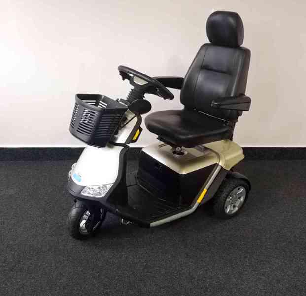 Elektrický invalidní skútr Pride Zolar