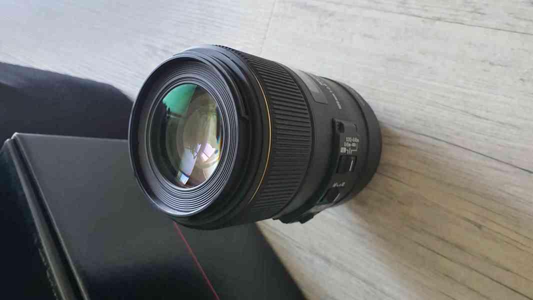 Sigma 105mm - foto 3