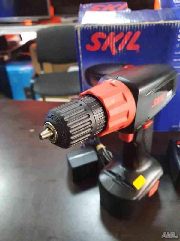 Akumulátorový šroubovák SKIL 2295 s baterií Li-ion 1,5 Ah - foto 6