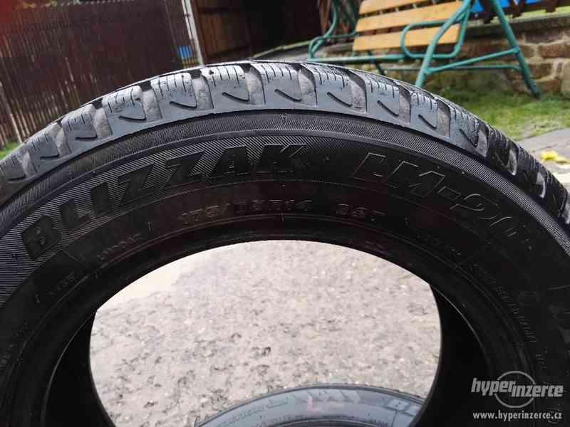 zimní gumy Bridgestone Blizzak LM-20 175/65 R14 82T