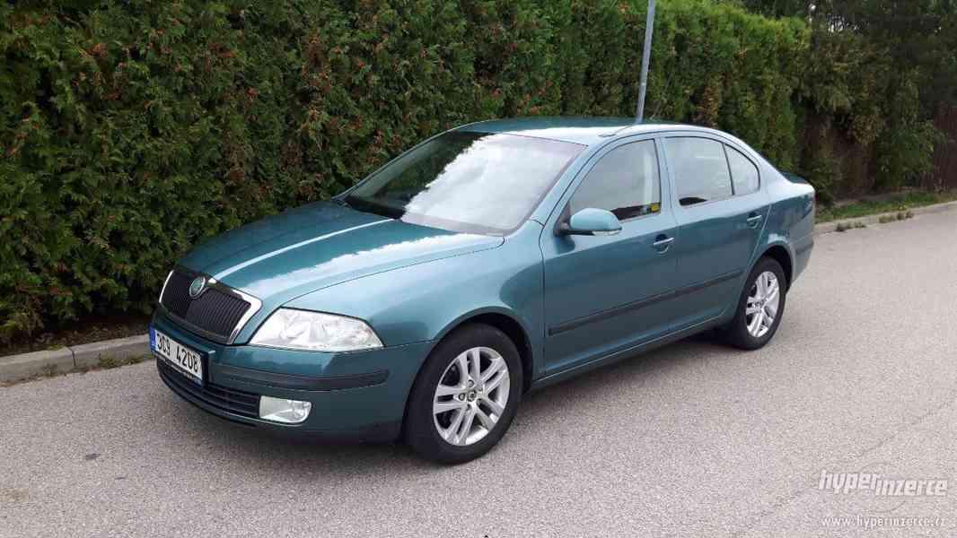Škoda OCTAVIA II 1,9tdi