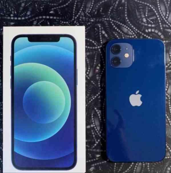 Apple iPhone 12  64Gb Blue - foto 1