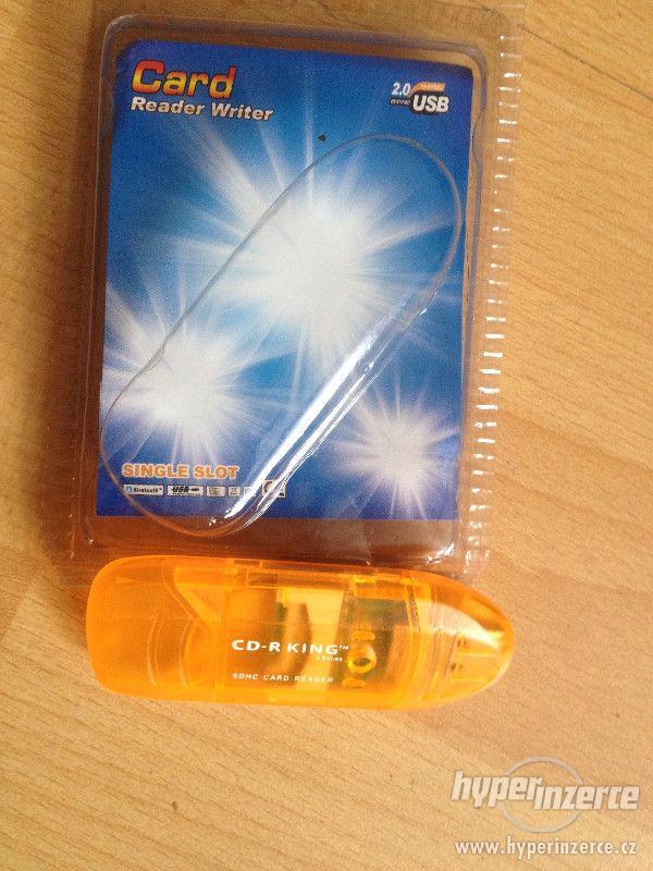 Čtečka pamětových karet SDHC - foto 1