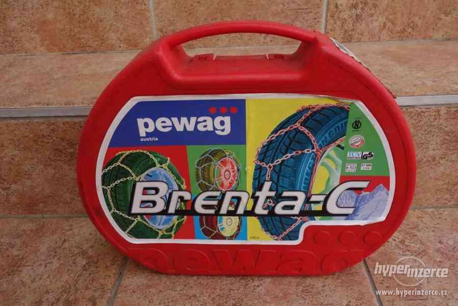 Sněhové řetězy Pewag Brenta-C XMR 62