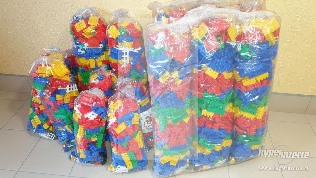 Prodám ZCELA NOVÉ sady Lego kostek (Možný ZDARMA Dovoz) - foto 2