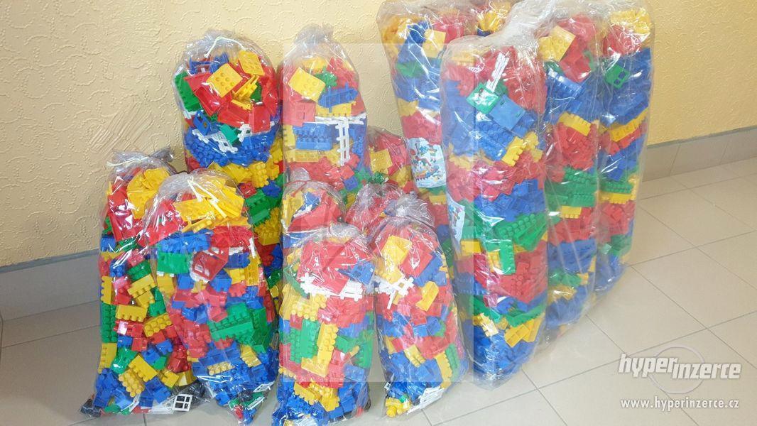Prodám ZCELA NOVÉ sady Lego kostek (Možný ZDARMA Dovoz) - foto 3