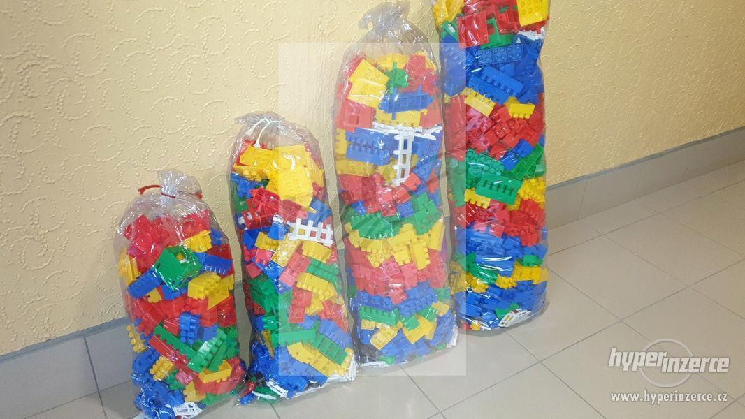 Prodám ZCELA NOVÉ sady Lego kostek (Možný ZDARMA Dovoz) - foto 5