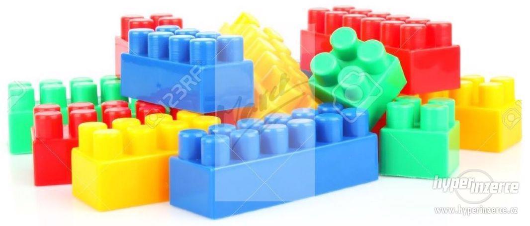 Prodám ZCELA NOVÉ sady Lego kostek (Možný ZDARMA Dovoz) - foto 6
