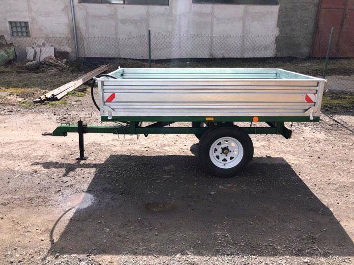 Traktorový návěs TR 1500