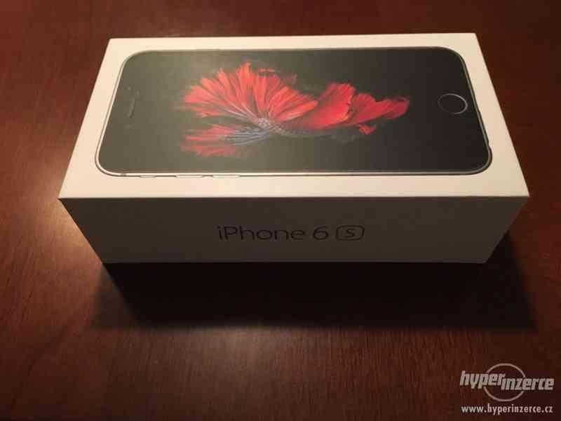 iPhone 6s 64GB odemčený - foto 1