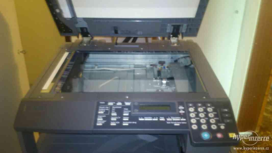 síťová kopírka Konica Minolta bizhub 210 A6-A3 + duplex + st - foto 2