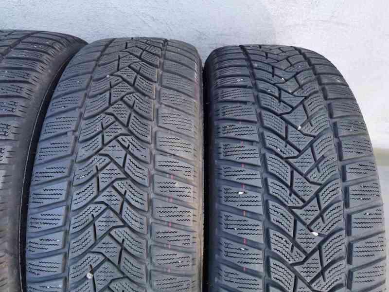 215/55R17 zimní pneu škoda superb III 6,5x17 5x112x57 ET41 - foto 11