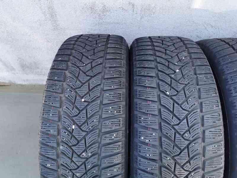 215/55R17 zimní pneu škoda superb III 6,5x17 5x112x57 ET41 - foto 10