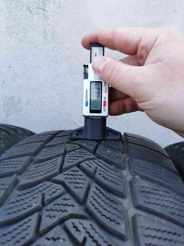 215/55R17 zimní pneu škoda superb III 6,5x17 5x112x57 ET41 - foto 13