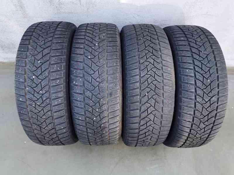 215/55R17 zimní pneu škoda superb III 6,5x17 5x112x57 ET41 - foto 9