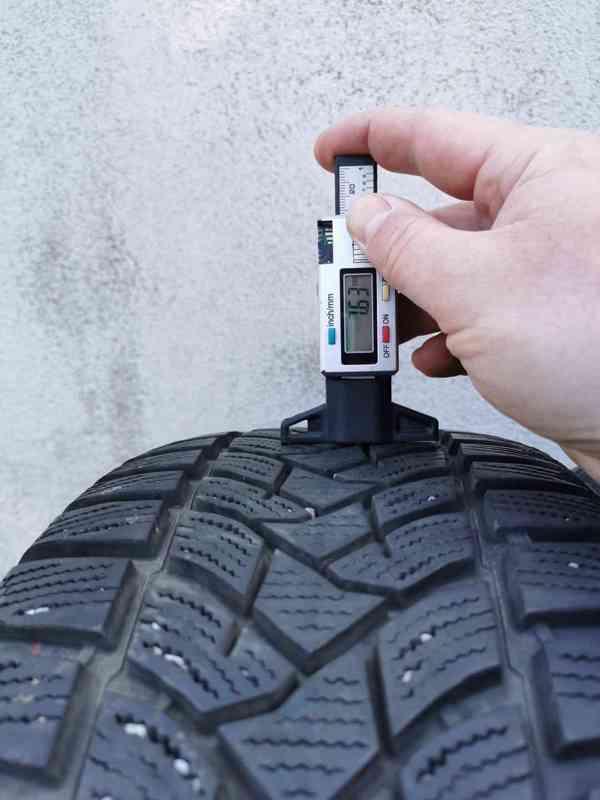 215/55R17 zimní pneu škoda superb III 6,5x17 5x112x57 ET41 - foto 15