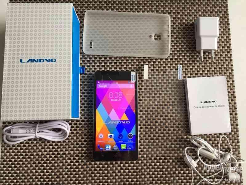 """LANDVO L550s 5"""" qHD IPS, Android 4.4.2 CZ  8Core 8Mpix - foto 4"""
