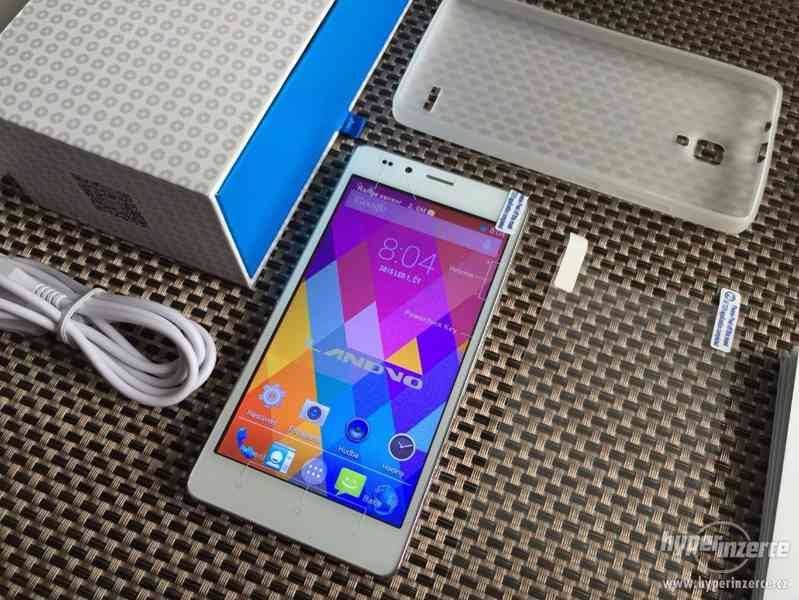 """LANDVO L550s 5"""" qHD IPS, Android 4.4.2 CZ  8Core 8Mpix - foto 6"""