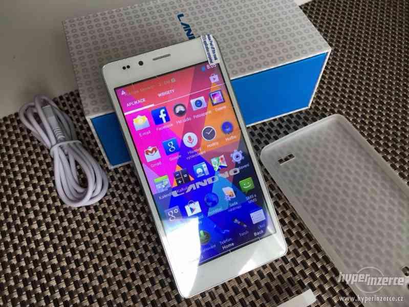 """LANDVO L550s 5"""" qHD IPS, Android 4.4.2 CZ  8Core 8Mpix - foto 8"""