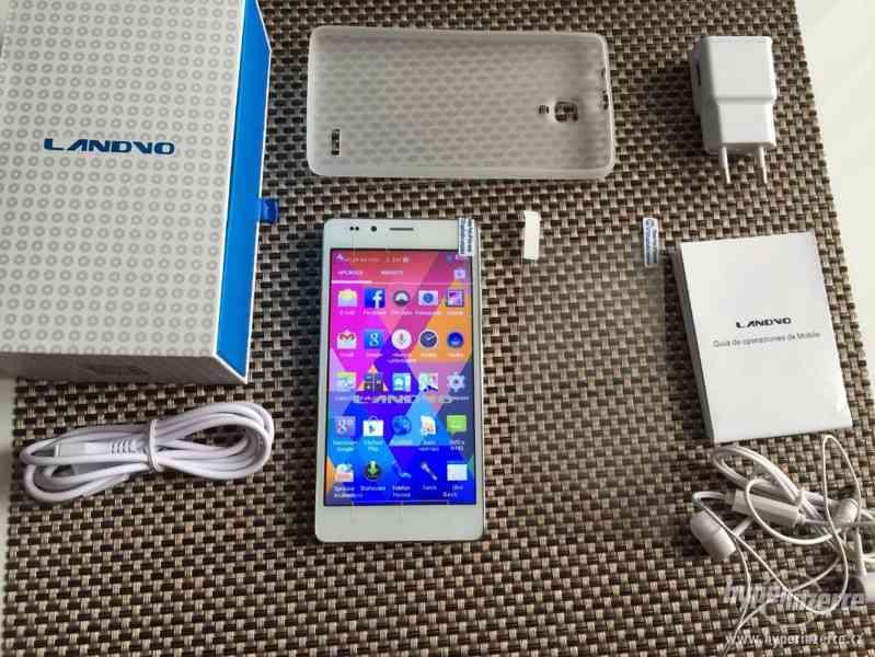 """LANDVO L550s 5"""" qHD IPS, Android 4.4.2 CZ  8Core 8Mpix - foto 14"""