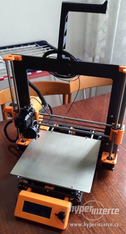 Průša i3 MK3 3d tiskárna - NOVÁ - KOPIE