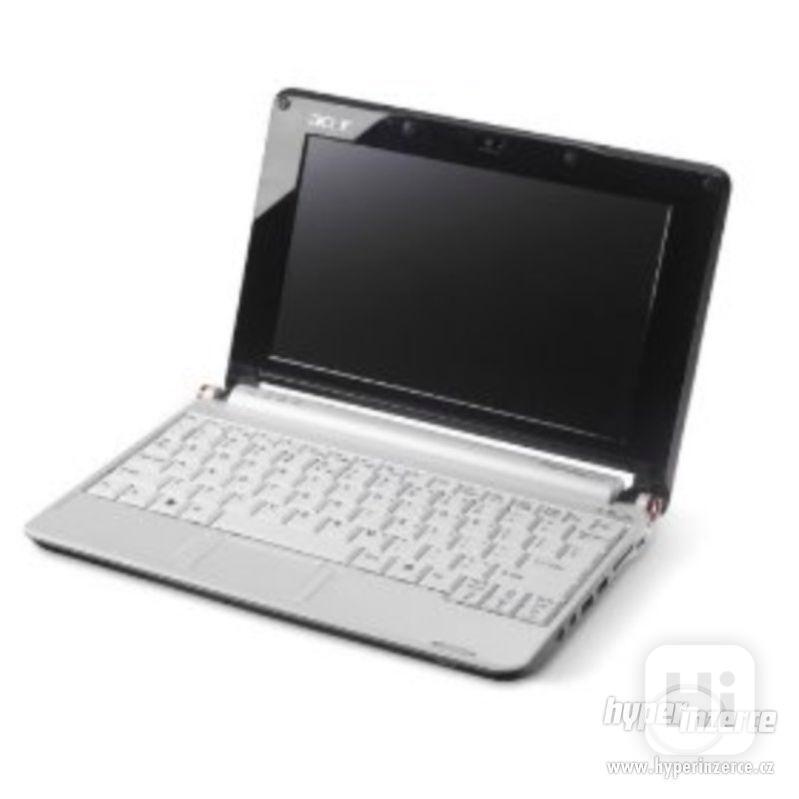 Veškeré náhradní díly do notebooků Acer Aspire One A110 A150 - foto 1