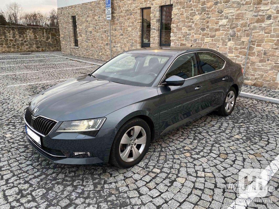 Pronájem Škoda Superb 2.0 TDI AUTOMAT UBER, BOLT, TAXI - foto 1