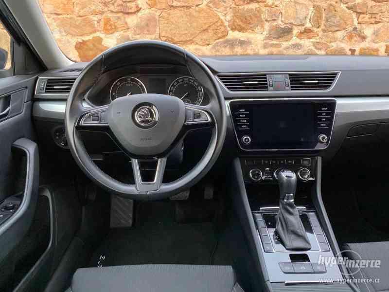 Pronájem Škoda Superb 2.0 TDI AUTOMAT UBER, BOLT, TAXI - foto 2