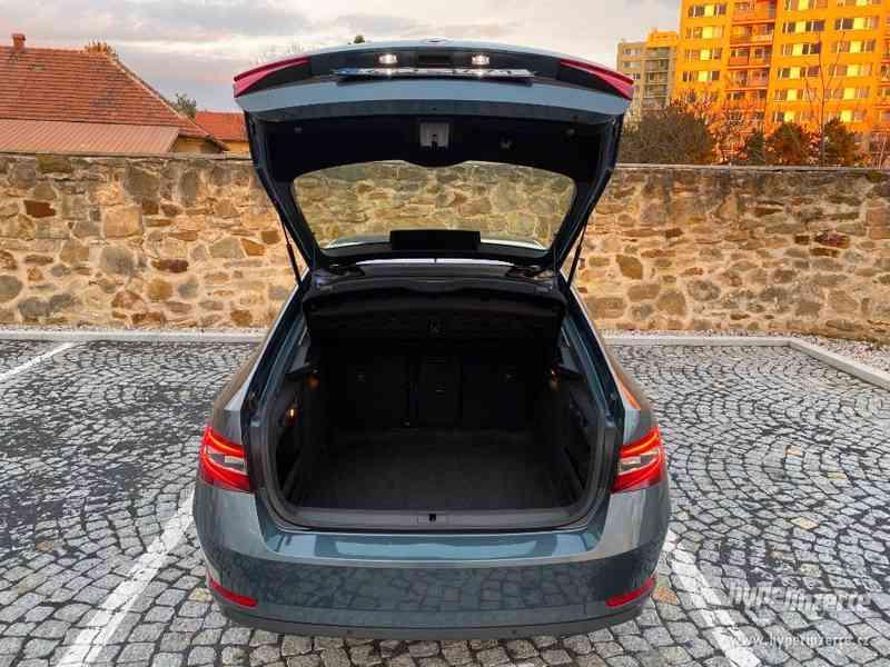 Pronájem Škoda Superb 2.0 TDI AUTOMAT UBER, BOLT, TAXI - foto 5