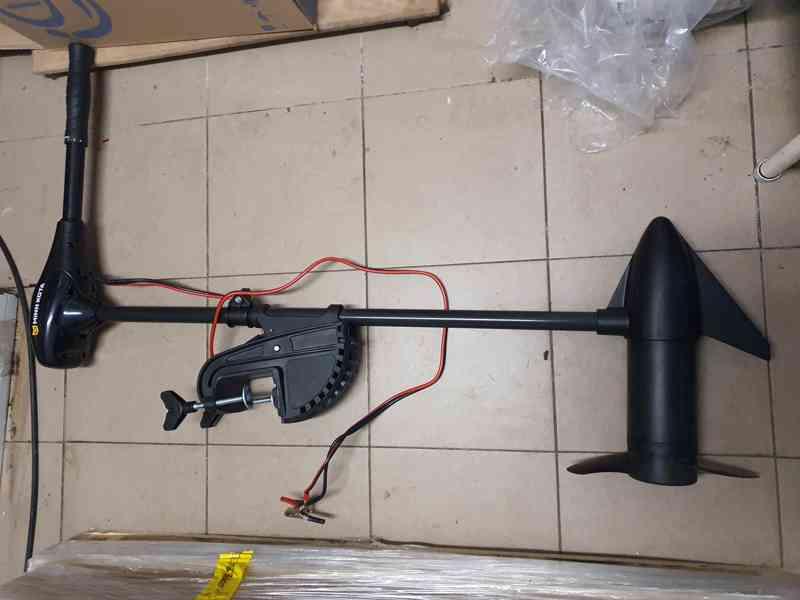 Lodni motor minikota endura 50 - foto 3