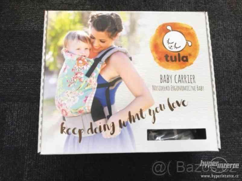 Nositko / Nosic Tula Standard (baby) ergonomicke - nove - foto 2