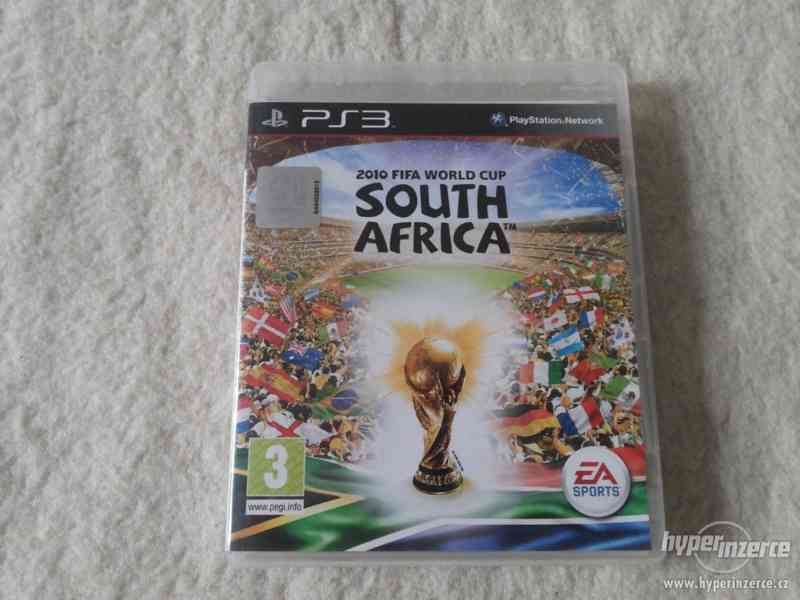 Hry na Playstation 3, bez poškození