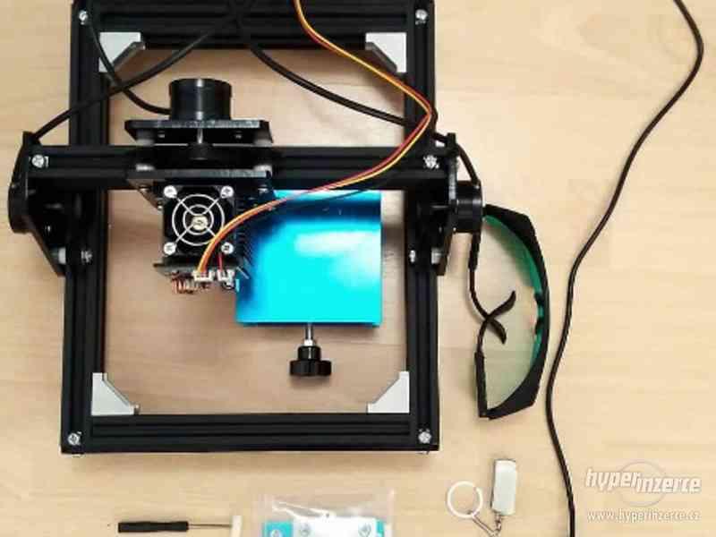 Gravírovací laser 15W