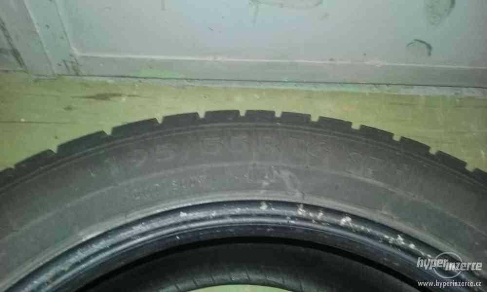 Prodám zimní pneumatiky