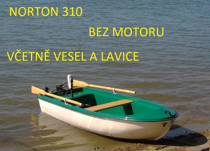 Pramice NORTON 310