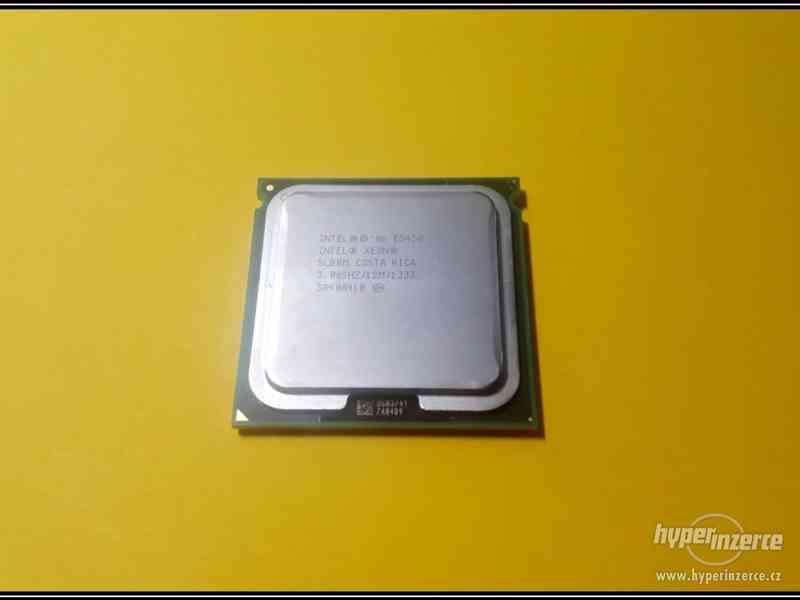 Intel Xeon Processor E5450, 3.00 GHz, SLBBM