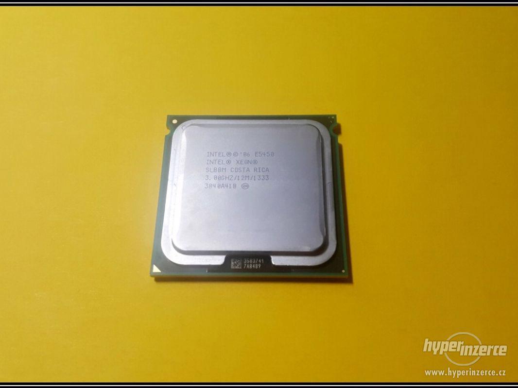 Intel Xeon Processor E5450, 3.00 GHz, SLBBM - foto 1