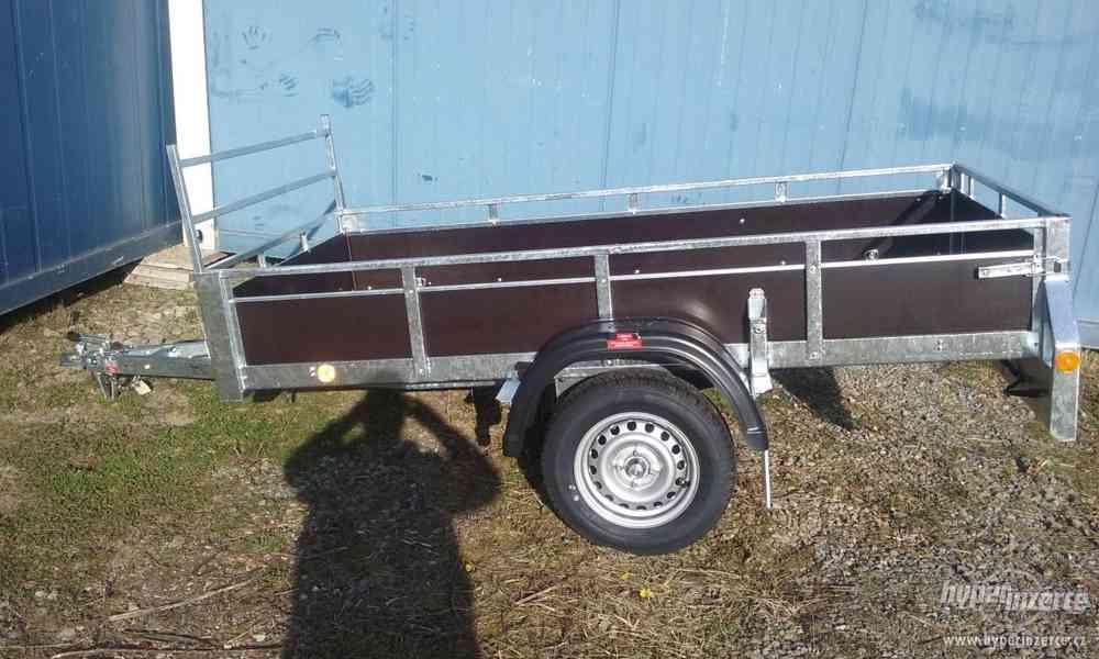 Sklopný přívěsný vozík - foto 5