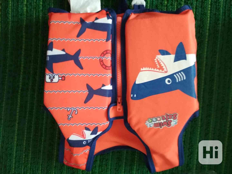 Dětská plovací vesta - foto 1