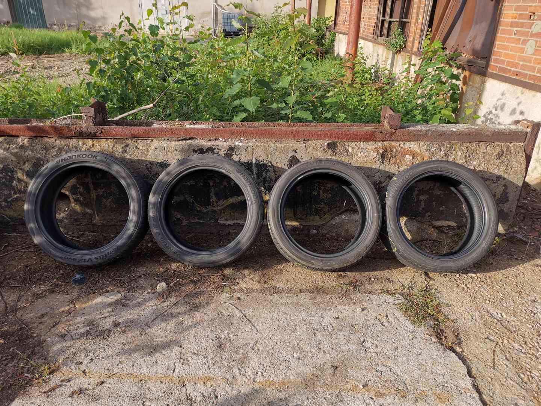 letní pneumatiky Hankook Ventus V12 Evo 2, 225 45 18(6mm) - foto 1
