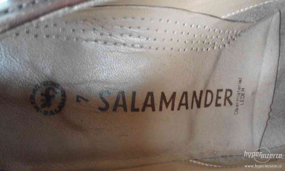 Polobotky Salamander - foto 4