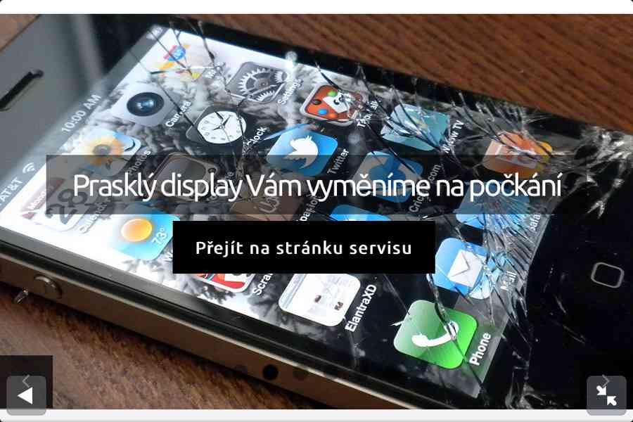 iServisPraha Koupím rozbitý iPhone