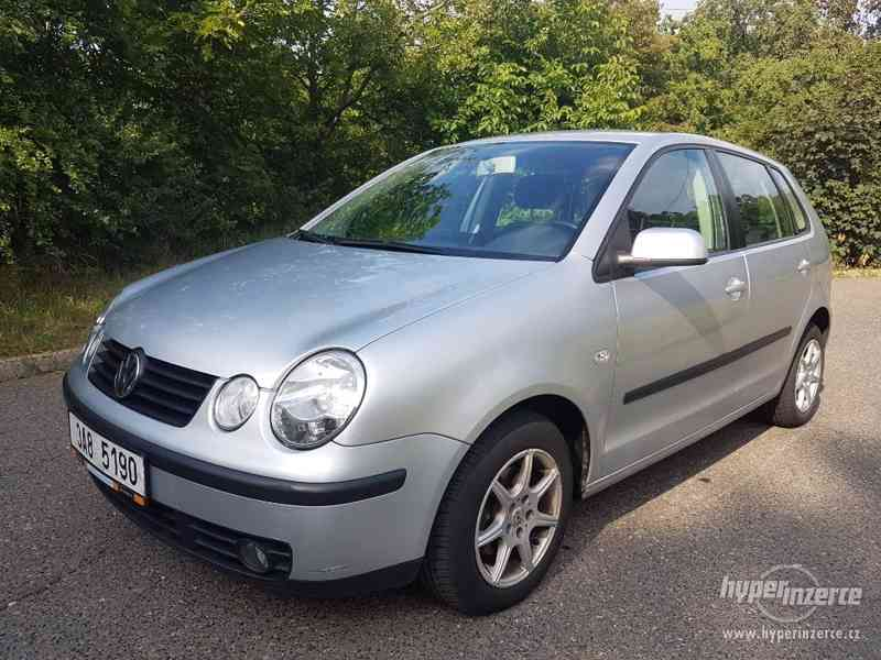 Volkswagen Polo 1,4 i AUTOMAT