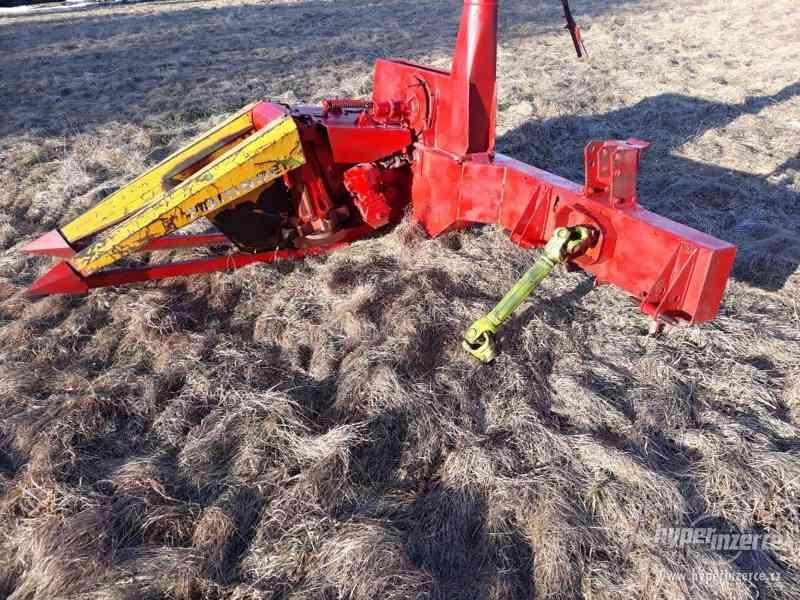 řezačku na kukuřici i jako štěpkovač POTTINGER - foto 2