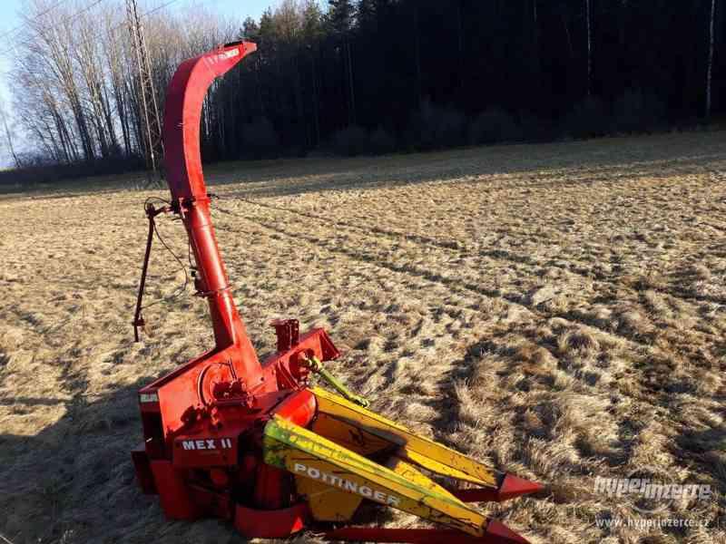 řezačku na kukuřici i jako štěpkovač POTTINGER - foto 3