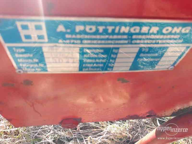 řezačku na kukuřici i jako štěpkovač POTTINGER - foto 5