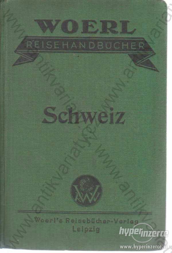 Illustrierter Führer durch die Schweiz 1926