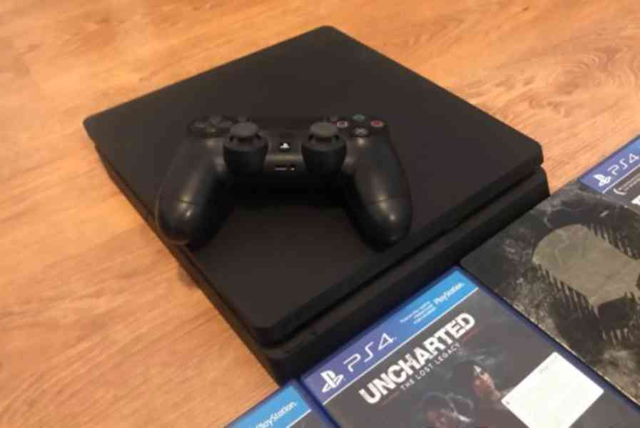 PS4 500GB HDD + 7 hier