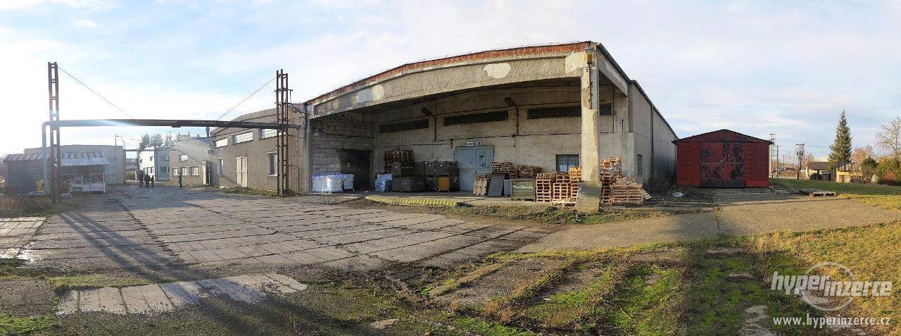 PRODEJ výrobně skladového areálu HOŘOVICE (D5)