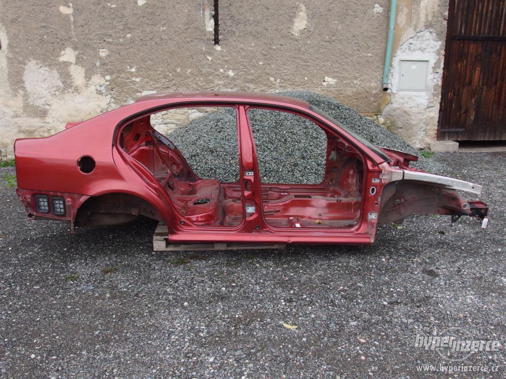 Skelet karoserie Škoda Octavia I hatchback - foto 1